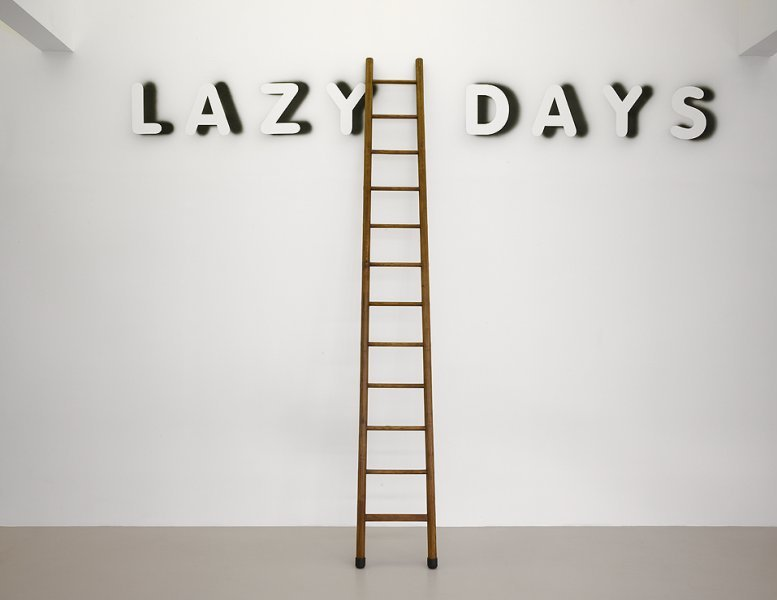 Ph. André Morin, Exposition 'Lazy Days'